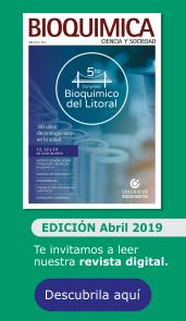 Revista del Colegio de Bioquímicos de Santa Fe - abril 2019