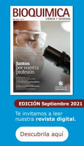 Revista del Colegio de Bioquímicos de Santa Fe - septiembre 2021